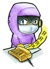 Cleanroom Worker sticker #12409557