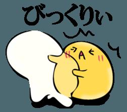 Egg egg 3 sticker #12412628