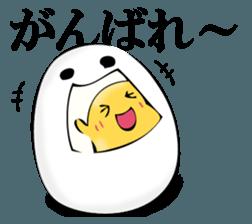 Egg egg 3 sticker #12412639