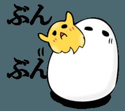 Egg egg 3 sticker #12412643