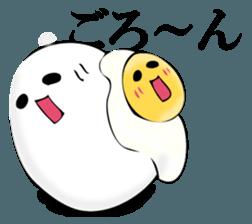 Egg egg 3 sticker #12412650