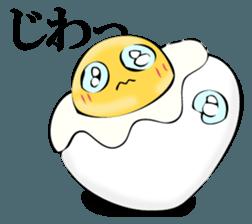 Egg egg 3 sticker #12412652