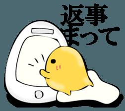 Egg egg 3 sticker #12412657