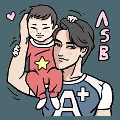 AsB - A Passin & Lego / Boy To Man