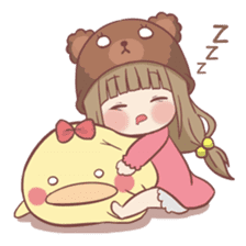 Centilia's Little Cousin : Chocony sticker #12415192