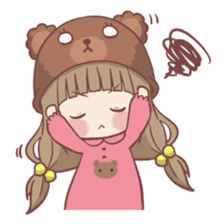 Centilia's Little Cousin : Chocony sticker #12415206