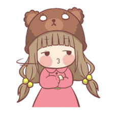 Centilia's Little Cousin : Chocony sticker #12415210