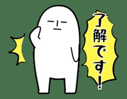 Really use Kuroda-san sticker #12424469