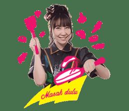 JKT48 - Hanya Lihat Ke Depan sticker #12434134