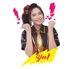 JKT48 - Hanya Lihat Ke Depan sticker #12434158
