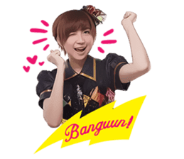 JKT48 - Hanya Lihat Ke Depan sticker #12434159