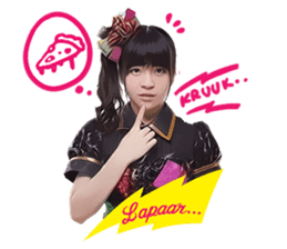 JKT48 - Hanya Lihat Ke Depan sticker #12434161