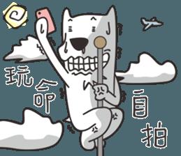Kameke & Saito 3 sticker #12443920