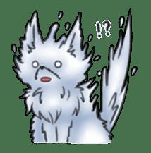 Yo ! rabbit B. sticker #12450814
