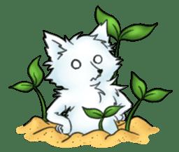 Yo ! rabbit B. sticker #12450817