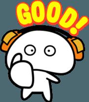 Yurukawa Pooh field-kun! sticker #12459336