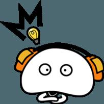 Yurukawa Pooh field-kun! sticker #12459340