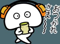 Yurukawa Pooh field-kun! sticker #12459354
