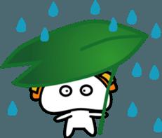 Yurukawa Pooh field-kun! sticker #12459358