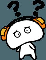 Yurukawa Pooh field-kun! sticker #12459363