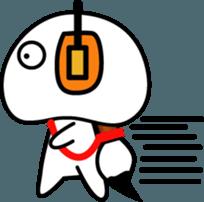 Yurukawa Pooh field-kun! sticker #12459364