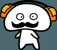 Yurukawa Pooh field-kun! sticker #12459367