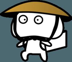 Yurukawa Pooh field-kun! sticker #12459369