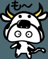Yurukawa Pooh field-kun! sticker #12459372