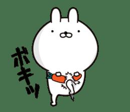 P Rabbit sticker #12461651