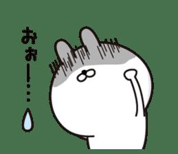 P Rabbit sticker #12461652
