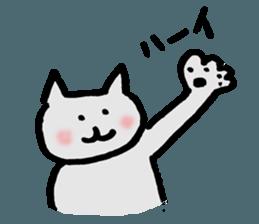 Daradara Cat sticker #12466783