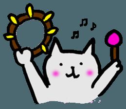 Daradara Cat sticker #12466788