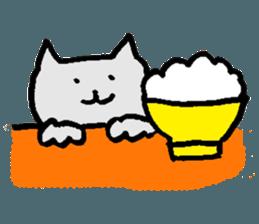 Daradara Cat sticker #12466792