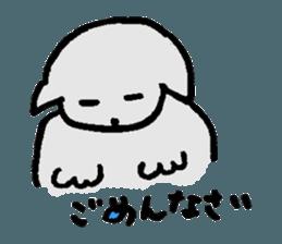 Daradara Cat sticker #12466793