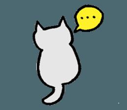 Daradara Cat sticker #12466795