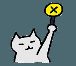 Daradara Cat sticker #12466797
