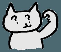 Daradara Cat sticker #12466798