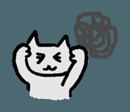 Daradara Cat sticker #12466801
