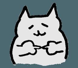 Daradara Cat sticker #12466803