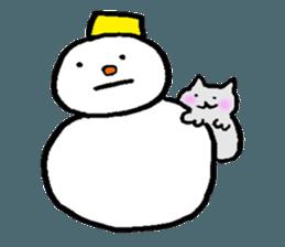 Daradara Cat sticker #12466807