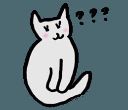 Daradara Cat sticker #12466808