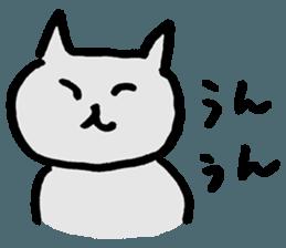 Daradara Cat sticker #12466810