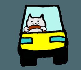 Daradara Cat sticker #12466814