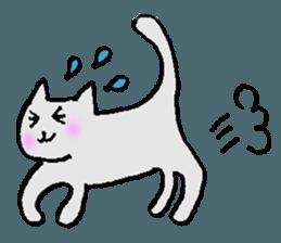 Daradara Cat sticker #12466815