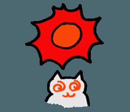 Daradara Cat sticker #12466818
