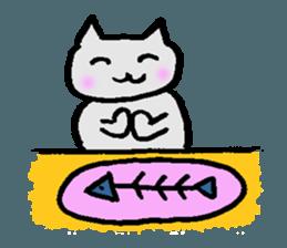 Daradara Cat sticker #12466819