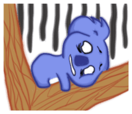 Dor Dor & Dai Dai: The Koala #2 sticker #12470161