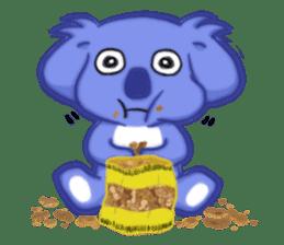 Dor Dor & Dai Dai: The Koala #2 sticker #12470165