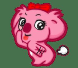 Dor Dor & Dai Dai: The Koala #2 sticker #12470174