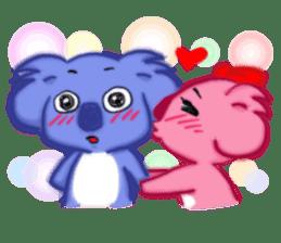 Dor Dor & Dai Dai: The Koala #2 sticker #12470186